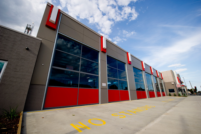 Geelong Fire Station